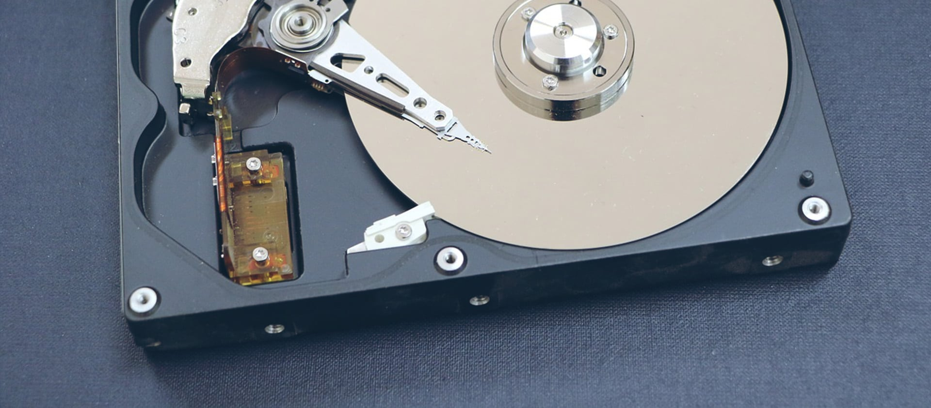 hdd manufacture